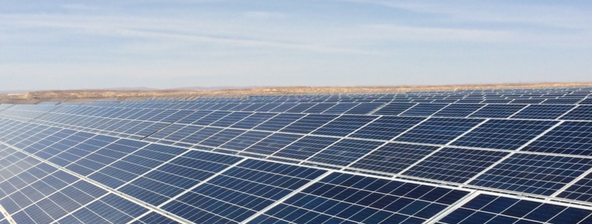 MASE Arabia One Solar OM header